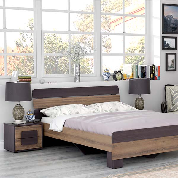 ROME BED | Zuari Furniture